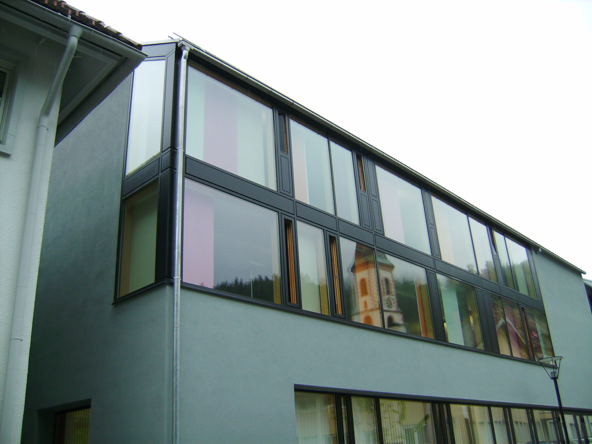 fenster welches material